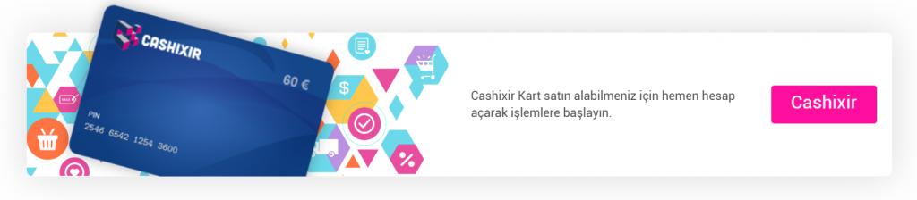 Cashixir Banner